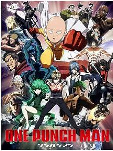 [日] 一拳超人第一季 (One-Punch Man) (2015)