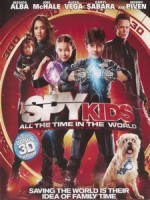 [英] 小鬼大間諜 4 (Spy Kids 4 - All the Time in the World) (2011)