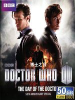 [英] 神秘博士 - 博士之時 (Doctor Who - The day of the Doctor) (2013) (50周年紀念版) (2D+3D)